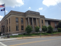 Lee County Courthouse Concrete Repairs